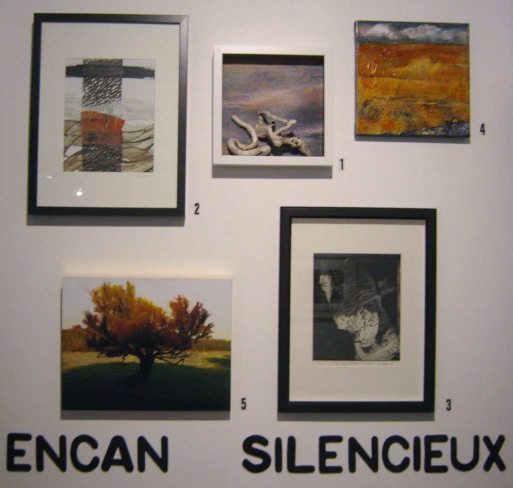 Arts Sutton: silent auction No 1 @ Arts Sutton | Sutton | Québec | Canada